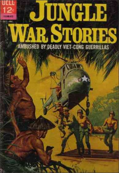 Jungle War Stories 9-A by Dell