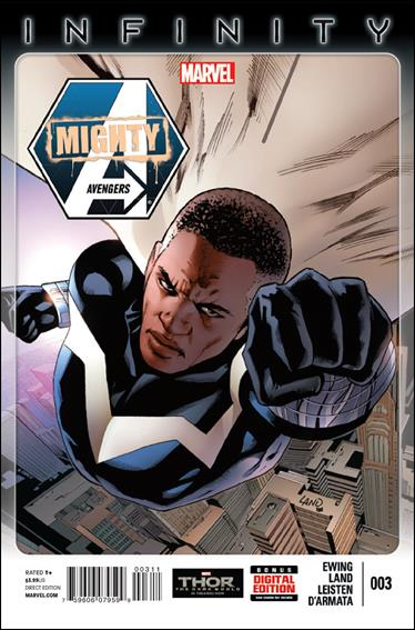 Mighty Avengers (2013) 3-A by Marvel