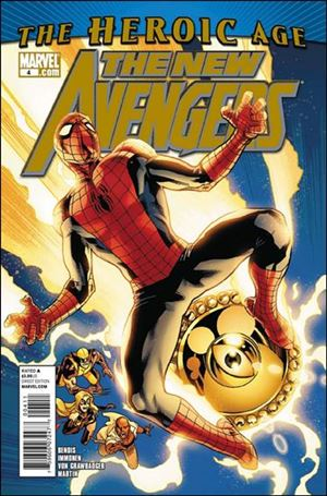 New Avengers (2010) 4-A