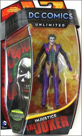 DC Comics Unlimited Injustice Joker by Mattel