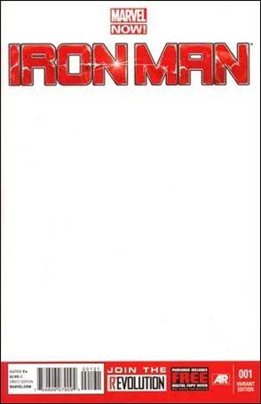 Iron Man (2013) 1-G