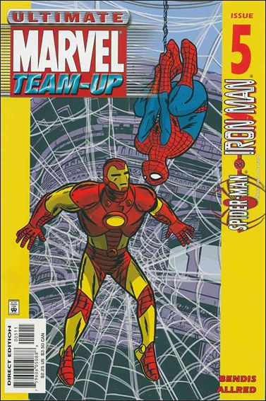 Ultimate Marvel Team-Up 5-A by Marvel