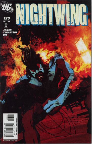 Nightwing (1996) 123-A by DC