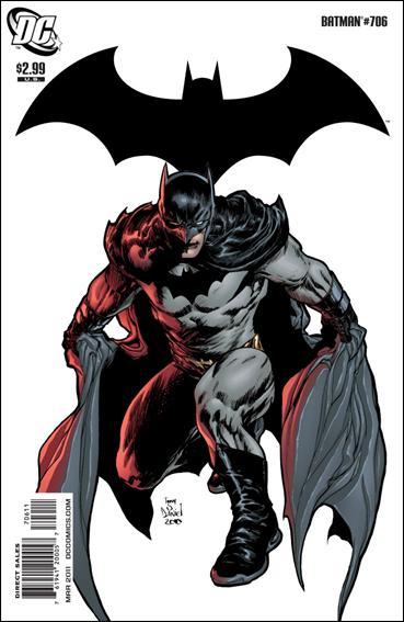 Batman (1940) 706-A by DC