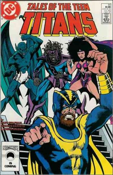 Tales of the Teen Titans 84-A by DC