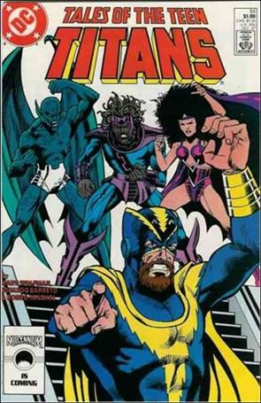 Tales of the Teen Titans 84-A