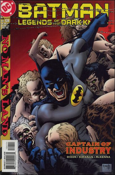 Batman: Legends of the Dark Knight 124-A by DC