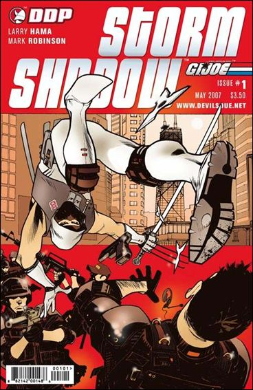 Storm Shadow 1-A by Devil's Due