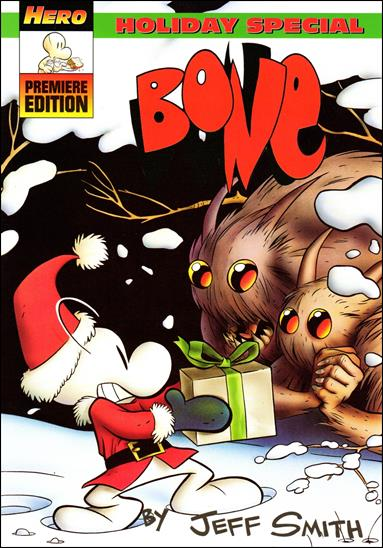 Bone Holiday Special 1-A by Cartoon Books
