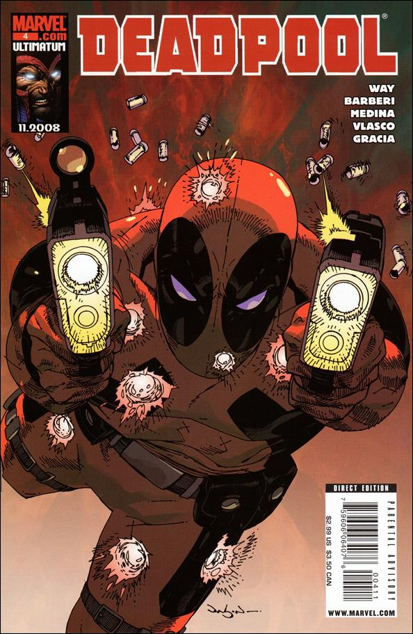 Deadpool (2008) 4-A by Marvel