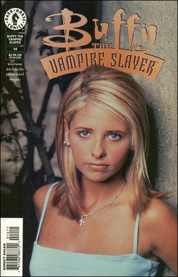 Buffy the Vampire Slayer 14-B by Dark Horse