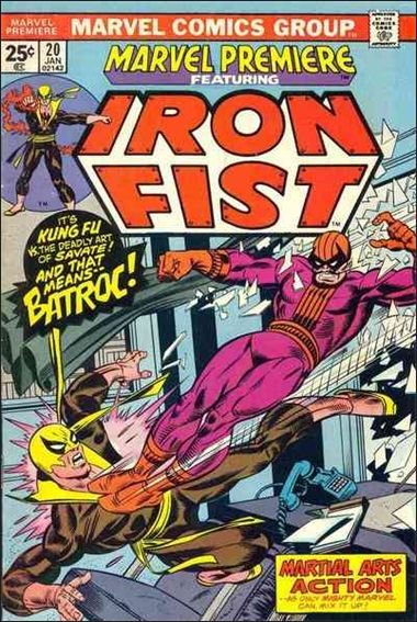 Marvel Premiere 20-A by Marvel