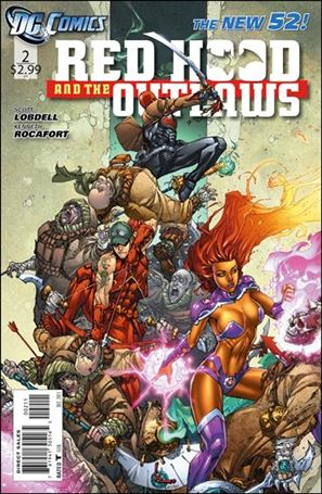 Red Hood and the Outlaws  2-A