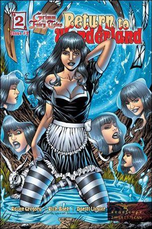 Grimm Fairy Tales: Return to Wonderland 2-A