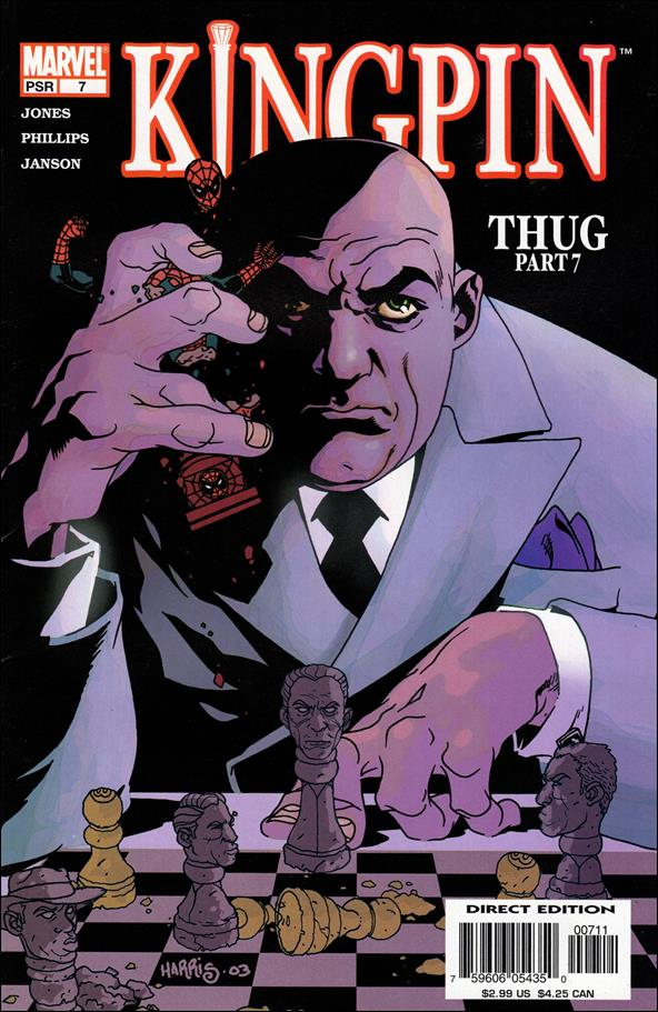 Kingpin (2003) 7-A by Marvel