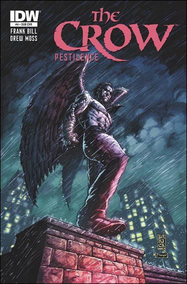 Crow: Pestilence 4-B by IDW