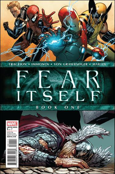 Fear Itself 1-A by Marvel