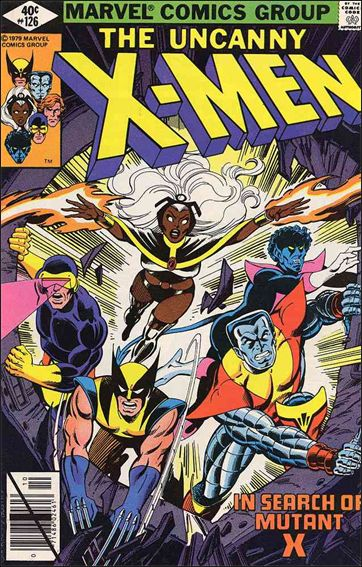 X-Men (1963) 126-A by Marvel