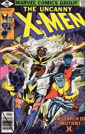 X-Men (1963) 126-A
