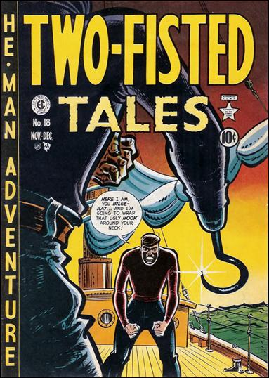 Two-Fisted Tales 18-A by E.C.