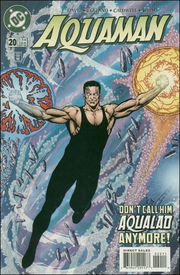 Aquaman (1994) 20-A by DC