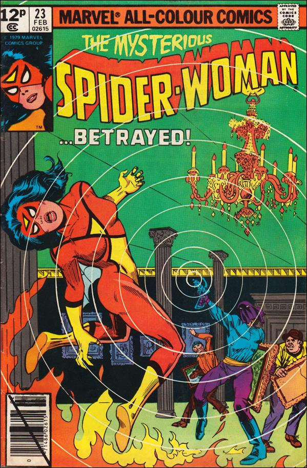 Spider-Woman (1978) 23-B by Marvel