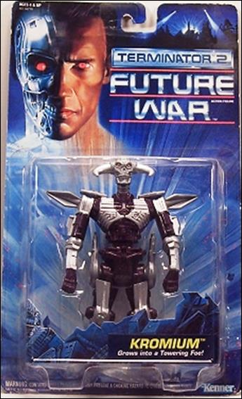 Terminator 2: Future War  Kromium by Kenner