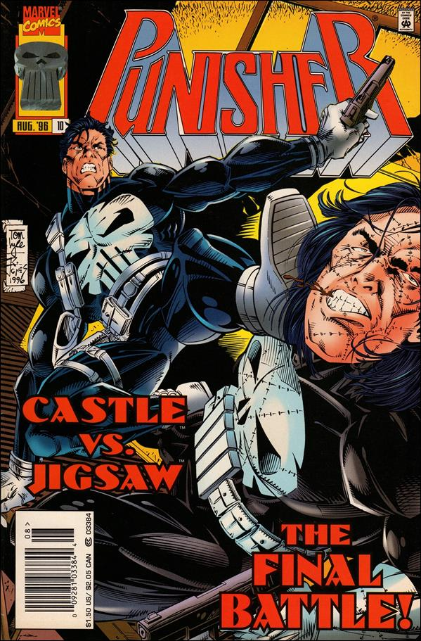 Punisher (1995) 10-A by Marvel