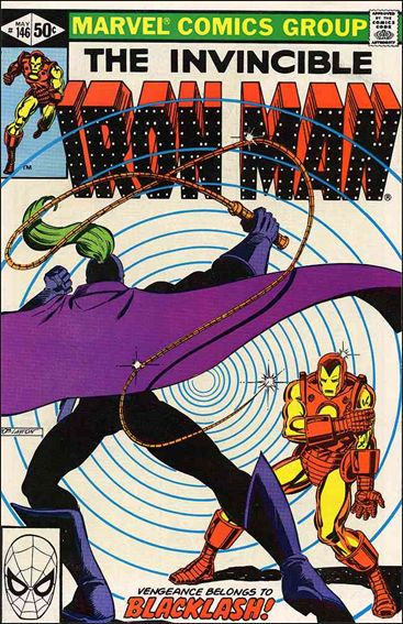 Iron Man (1968) 146-A by Marvel