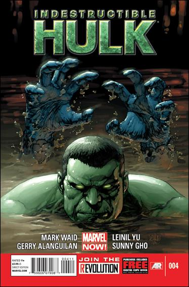 Indestructible Hulk 4-A by Marvel