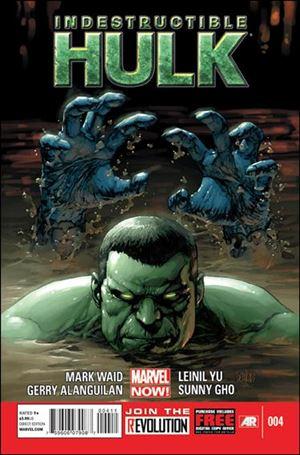 Indestructible Hulk 4-A