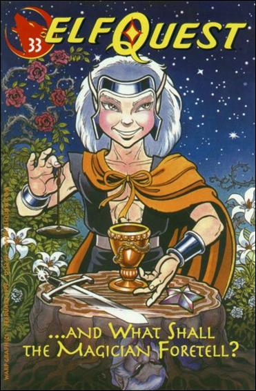 Elfquest (1996) 33-A by Warp Graphics