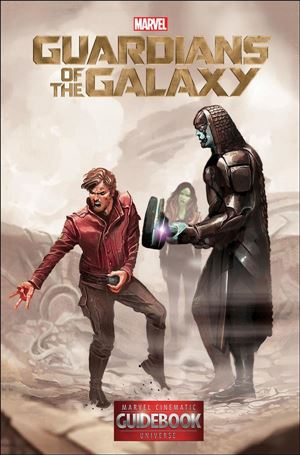 Guidebook to the Marvel Cinematic Universe - Marvel's Guardians of the Galaxy nn-A