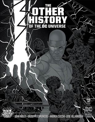 Other History of the DC Universe 1-D