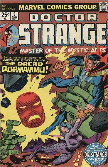 Doctor Strange (1974) 9-A by Marvel