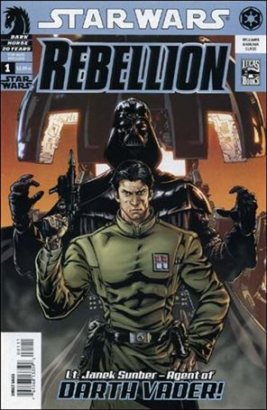 Star Wars: Rebellion 1-A