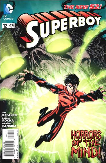 Superboy (2011/11) 12-A by DC