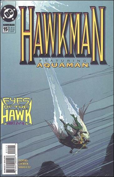 Hawkman (1993) 15-A by DC