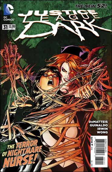Justice League Dark 31-A by DC
