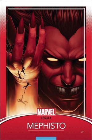 Doctor Strange: Damnation 1-D
