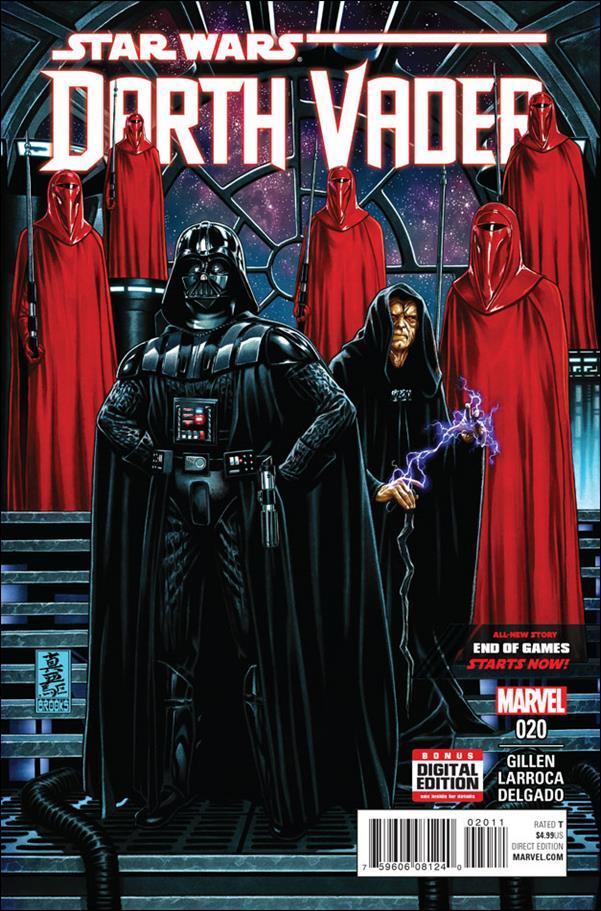 Darth Vader (2015) 20-A by Marvel