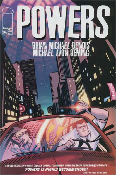 Powers (2000) 18-A by Image