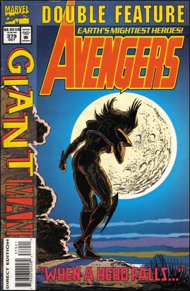 Avengers (1963) 379-B by Marvel