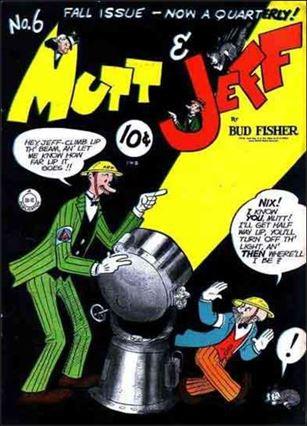 Mutt & Jeff 6-A