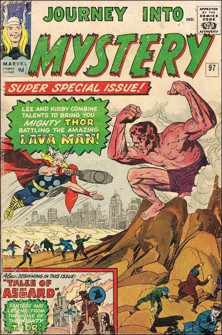 Journey into Mystery (1952) 97-B by Marvel