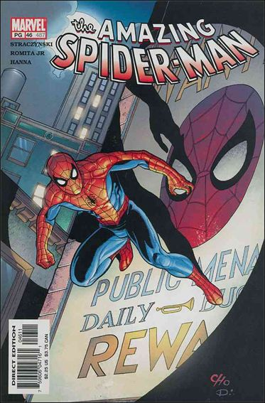 Amazing Spider-Man (1999) 46-A by Marvel