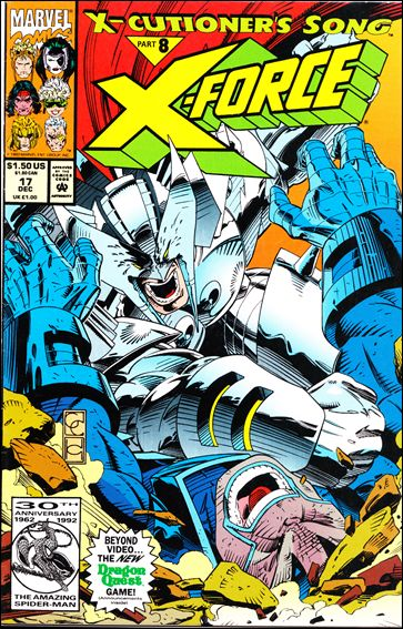 X-Force (1991) 17-B by Marvel