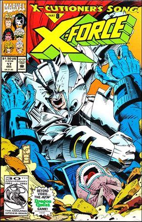 X-Force (1991) 17-B