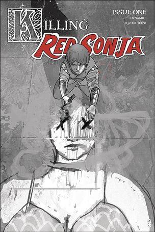 Killing Red Sonja 1-E
