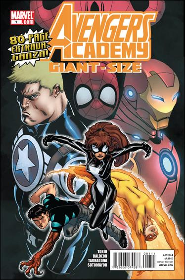 Avengers Academy Giant-Size 1-A by Marvel